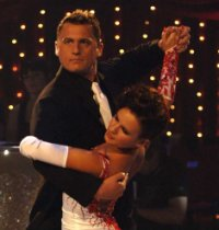 Strictly Come Dancing Series 3 Winners - Darren Gough & Lilia Kopylova