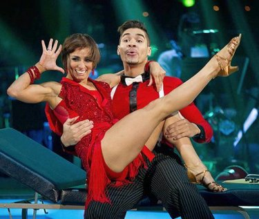 Louis Smith & Flavia Cacace