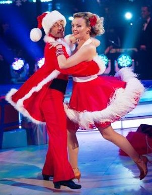 Strictly Come Dancing 2011 xmas special winners - Vincent & Charlie