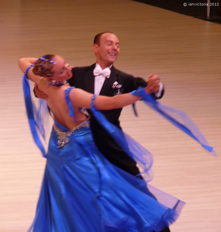 WDC Al World 10 Dance Championship & IDSA World Ballroom 2012